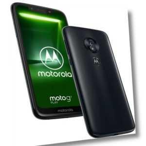 Motorola Moto G7 Play Single Sim Deep Indigo, # AU