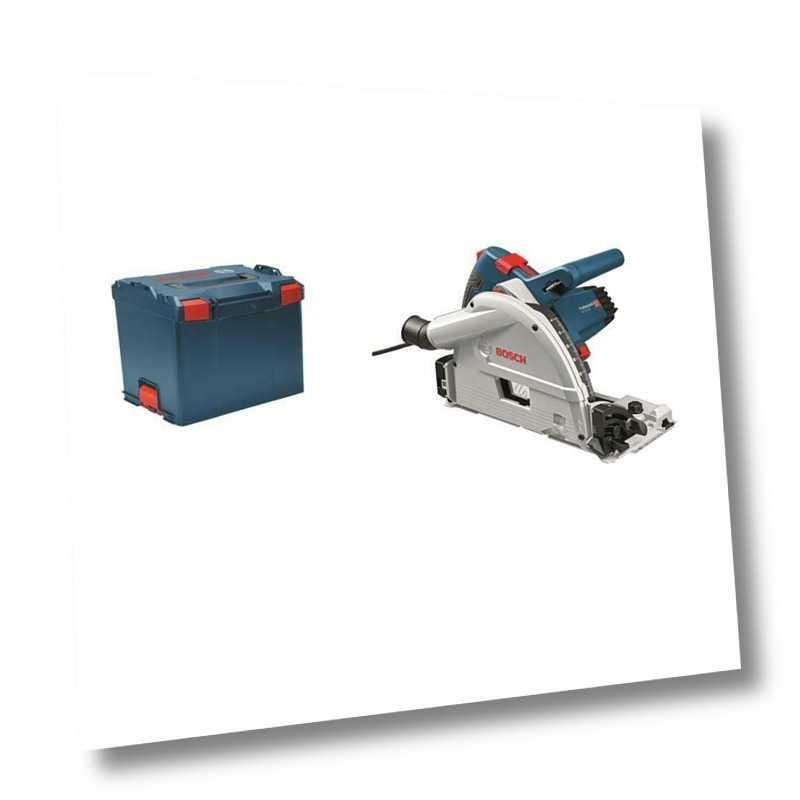 Bosch Tauchkreissäge GKT 55 GCE inkl. L-Boxx