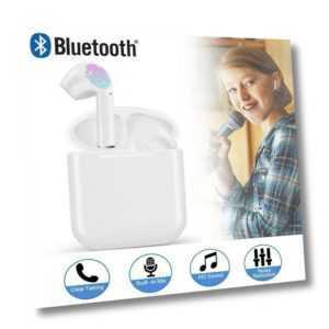 TWS Bluetooth 5.0 Kopfhörer In-Ear Sport Ohrhörer Headset für Samsung iPhone DHL