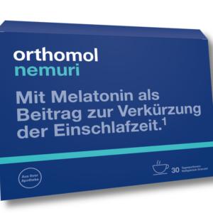 ORTHOMOL Nemuri Granulat Beutel 30 St. Monatspackung PZN 11349616 TOPANGEBOT