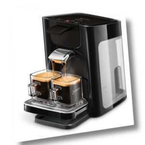 PHILIPS Senseo Quadrante HD7865/60 Kaffeemaschine Padmaschine...