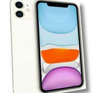 Apple iPhone 11 - 128GB - Weiß (Ohne Simlock) - NEU OVP