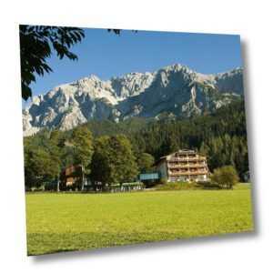 3-6 Tage Urlaub Hotel Ramsauhof 4* inkl. HP Ramsau Dachstein Steiermark Reise