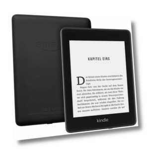"Amazon Kindle Paperwhite 6"" 8GB Black New B07747FR44   7(BID282976)"