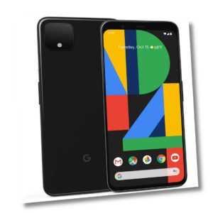 Google Pixel 4 XL 64GB Just Black, TOP Zustand