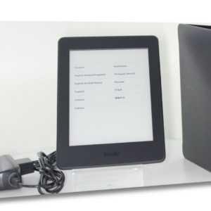 *TOP* Amazon Kindle Paperwhite 7. Generation WiFi G090G1** WLAN +Case Schwarz