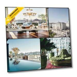 4 Tage 2P Wien 5 Sterne Hotel Grand Ferdinand Zentrum Wochenende Luxus Kurzreise