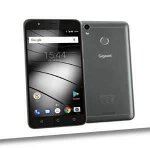 Mobiltelefon Smartphone Gigaset GS 270 grau Android Handy