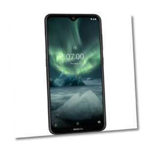 Nokia 7.2 128GB (EU-Ware), Handy, anthrazit