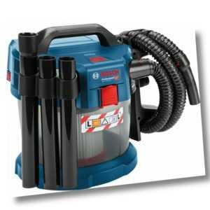 Bosch Professional 06019C6300 Akku-Nass und Trockensauger GAS 18V - 10L-solo