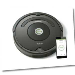 iRobot Roomba 676 Saugroboter Alexa App-Steuerung Staubsauger Roboter Tierhaare