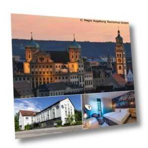 Romantik Kurztrip Augsburg Arthotel ANA Aura Aystetten mit Candle-Light-Dinner