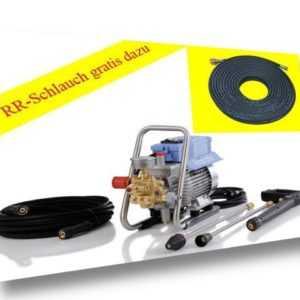 Kränzle 10/122 Schmutzkiller Kaltwasser Hochdruckreiniger plus 15m RR-Schlauch