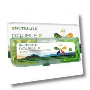NUTRILITE Double X | Multivitamin | Multimineral | 186 Tabletten | Amway | Amava