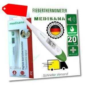 Fieberthermometer Digital Qualität Made in Germany Medisana Fieberthermometer