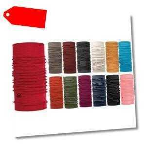 BUFF® Lightweight Merino Wool Halstuch Multifunktionstuch Outdoor Schlauchtuch