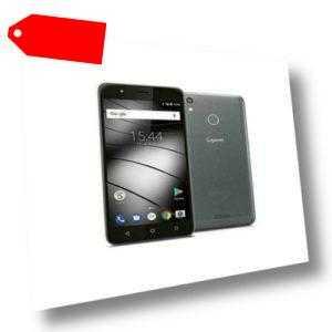 """Gigaset GS270, grau 16GB, Dark Grey, 5.20"""", Hybrid Dual SIM, 13Mpx"""