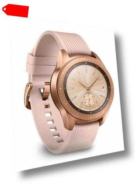 Samsung SM-R815F Galaxy Watch 42mm rosegold LTE Android Smartwatch WLAN