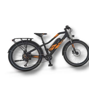"REX E-Bike Alu-ATB 24"" GRAVELER Kids Kinder Elektrofahrrad MTB Hardtail B-Ware"