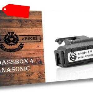 badassBox 4 Panasonic E-Bike Tuning Pedelec Tuning Ebike Tuning Chip