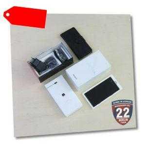 Sony Xperia XZ1 Compact 32GB (Ohne Simlock) Smartphone - Schwarz