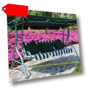 Gebraucht Garten Hollywoodschaukel Gartenschaukel, 3Sitzer, G-AB BWare
