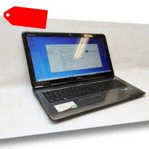 Dell Inspiron R17 (N7010) Notebook, Windows 10, 120GB SSD, Intel Core i3-350M, 4