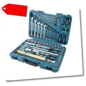 HYUNDAI Werkzeugset K101 (Werkzeugkoffer, Steckschlüsselsatz, Profiwerkzeug)