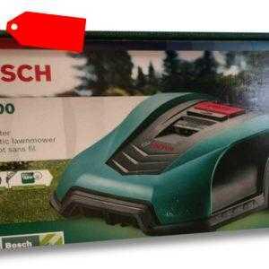 Bosch Indego 400 Mähroboter (mit APP)