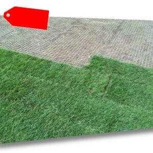 Rasenschutzgitter Ø4-5mm Rasengitter Bodengitter Rollrasen Schutzgitter