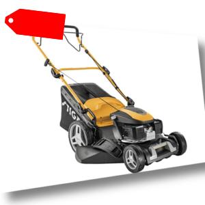 STIGA Benzin-Rasenmäher Rasenmäher Benzinrasenmäher Gartengerät Combi 48 SQ H