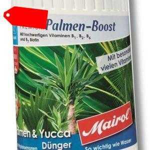 9145 Mairol ® Palmen- und Yucca-Dünger Liquid 1.000 ml PREMIUM Pflanzennahrung