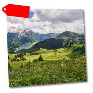 Voucher Ferienwohnung Österreich Tirol | in den Bergen | 5 Tage Urlaub für 4P