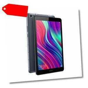 """Tablet Huawei Mediapad M5 Lite 8 LTE Grau 3 GB RAM 32 GB 8"""" 1920 x 1200 Android"""
