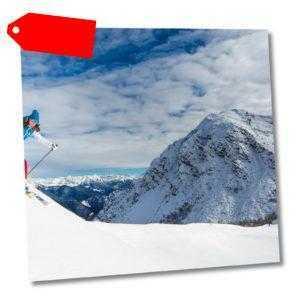 Hotel Cervus Winterurlaub für 2 | 2 Nächte Frühstück | Schweiz Aktivurlaub