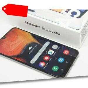 █▬█ █ ▀█▀ Samsung Galaxy A50 DUOS - SM-A505FZ DUOS- 128GB - Weiss...