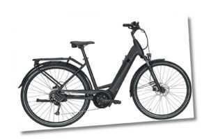 Pegasus E-Bike Solero Evo 9 500 Wh Damen schwarz 2020
