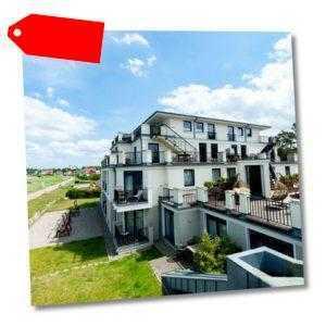 Rügen Glowe Gutschein für 2 Personen Premium Apartment am Strand 2 bis 5 Nächte
