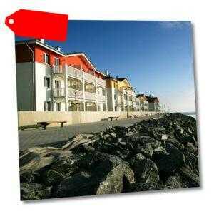 4 Sterne Dorfhotel Boltenhagen Appartment | 8T Strandurlaub Ostseebad | Familien