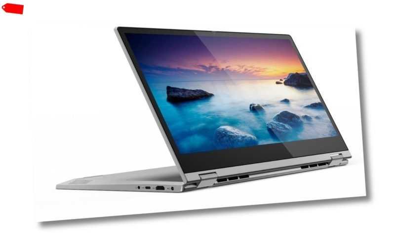 Lenovo IdeaPad C340 AMD Ryzen 3 14 Zoll 128GB SSD Laptop PC Notebook WLAN Touch