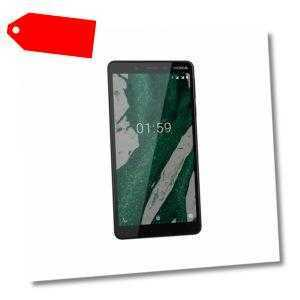 Nokia 1 plus, black 8 GB ROM, 1 GB RAM, Android 9 Pie 5,45 Zoll ...