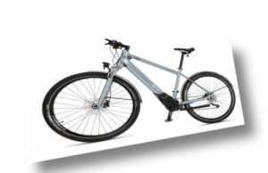 Original BMW Active Hybrid E-Bike Blau metallic NEU