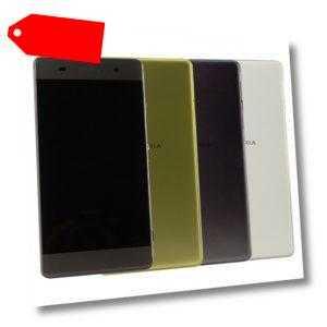 Sony Xperia XA Single / Dual Sim Smartphone - Schwarz - Gold -...