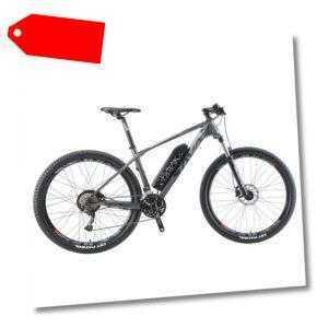 SAVA E-Bike Knight 3.0 MTB Carbon Elektrofahrrad E-Bike 250W 36V/13Ah 27,5 Zoll