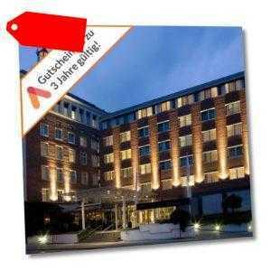 Kurzurlaub Stralsund Ostsee im 4* Hotel 5 Tage Gutschein für 2 Personen Sauna