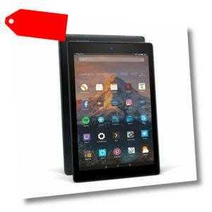Fire HD 10 Tablet 1080p Full HD-Display 64 GB Schwarz *NEU&OVP*  ✔️