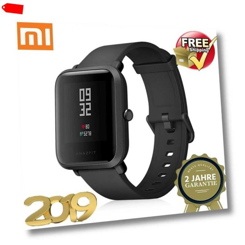 Xiaomi Amazfit BIP Smartwatch GPS Heart Rate Sports BT G-Sensor Global Version