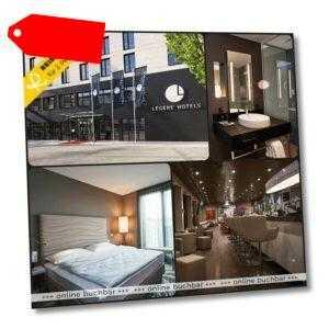 Kurzreise Bielefeld 3 Tage 2 Personen 4* Legere Hotel Städtereise Hotelgutschein