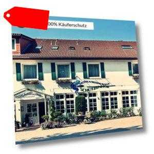 6 Tage Urlaub auf Fehmarn an der Ostsee im Hotel Schützenhof mit Halbpension