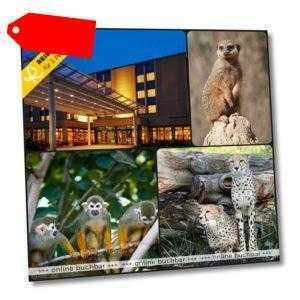 3 Tage für 2 im 4* H4 Hotel Leipzig & 2 Eintrittskarten für den Zoo Leipzig